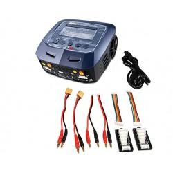 Cargador Dual SKYRC D100 v2 - 200W