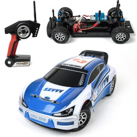Rally RC WL Toys A949 1/18 - RTR (BLUE)