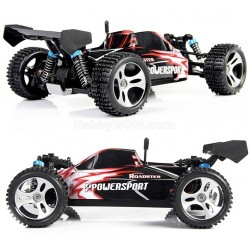 Buggy WL Toys A959 1/18 - RTR (ROJO)