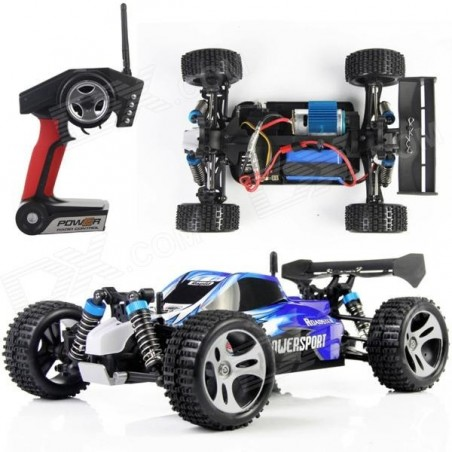 Buggy WL Toys A959 1/18 - RTR (AZUL)