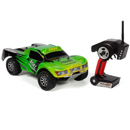 Short Course WL Toys A969 1/18 - RTR (GREEN)