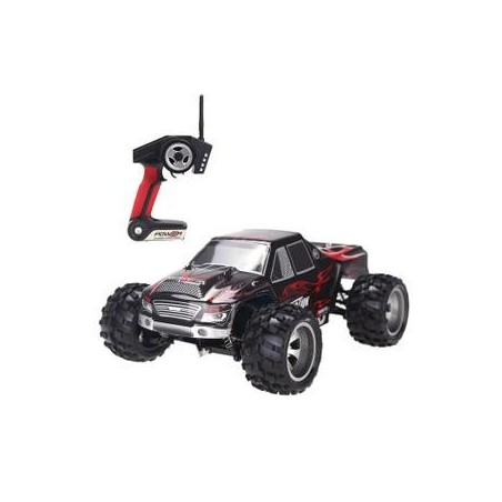 Monster Truck WL Toys A979 1/18 - RTR (ROJO)