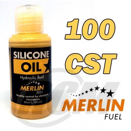 Merlin Shock Oil 100 CST - 80ML