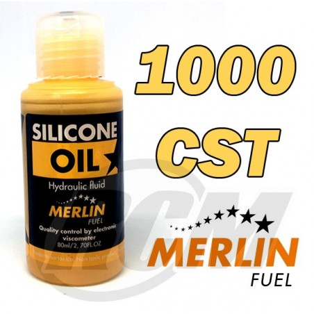 Merlin Diff Oil 1000 CST - 80ML