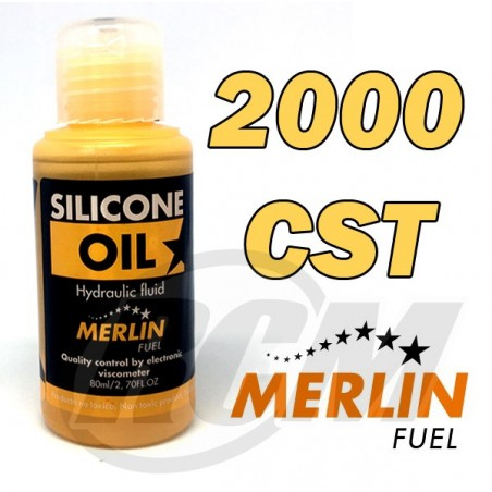 Merlin Diff Oil 2000 CST - 80ML