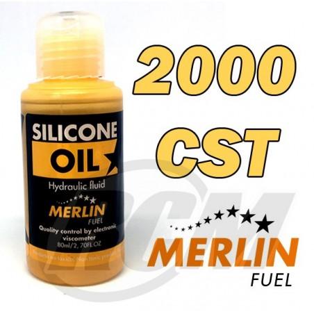 Merlin Diff Oil 2000 CST - 80ML