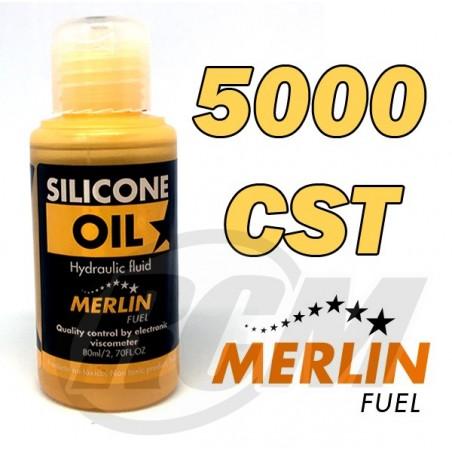 Merlin Diff Oil 5000 CST - 80ML