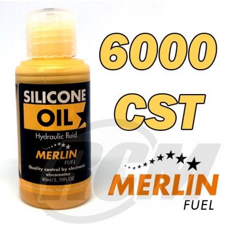 Merlin Diff Oil 6000 CST - 80ML