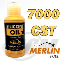 Merlin Diff Oil 7000 CST - 80ML