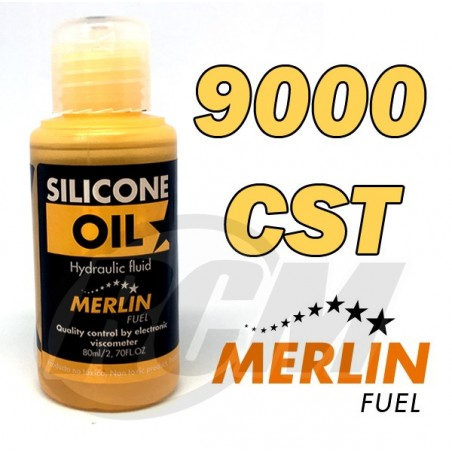 Merlin Diff Oil 9000 CST - 80ML