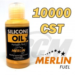 Merlin Diff Oil 10.000 CST - 80ML
