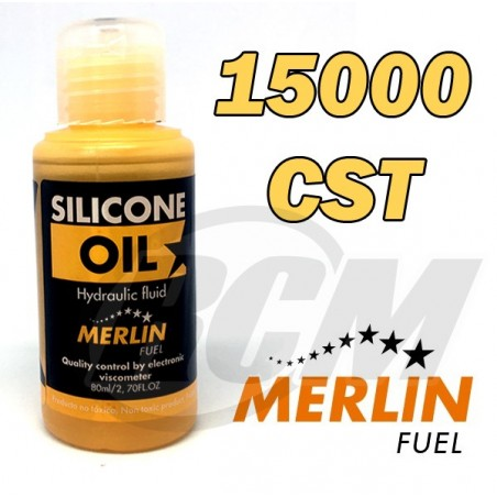 Merlin Diff Oil 15.000 CST - 80ML