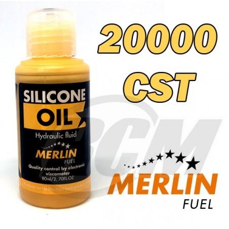Merlin Diff Oil 20.000 CST - 80ML