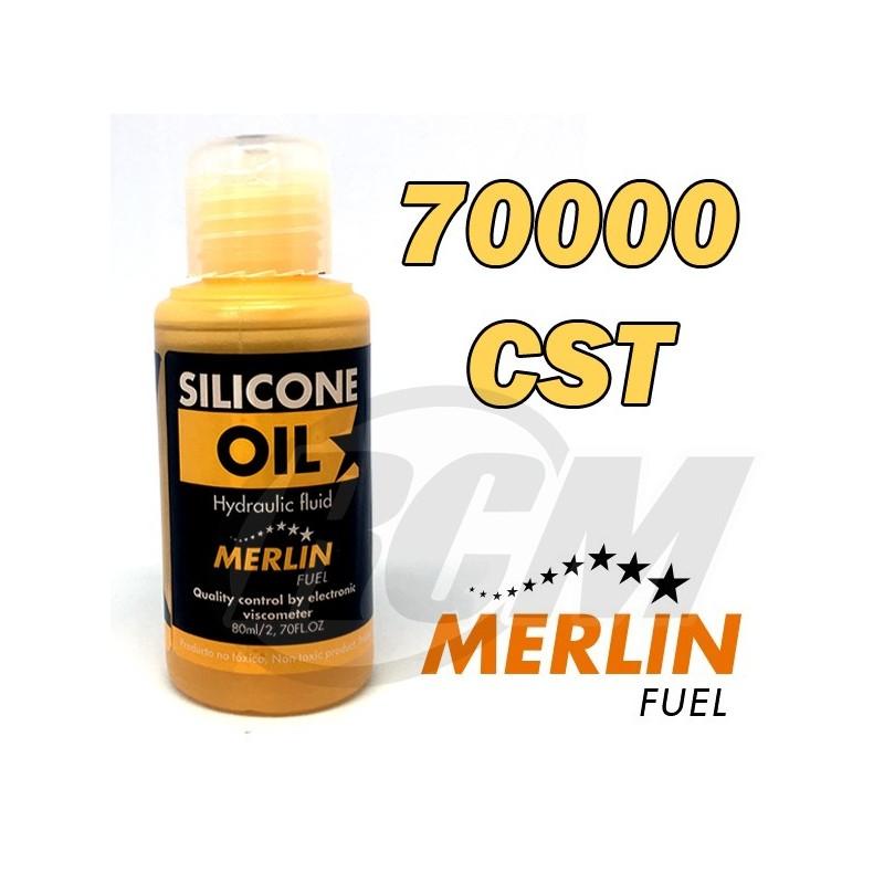 Merlin Diff Oil 70.000 CST - 80ML