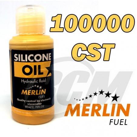 Merlin Diff Oil 100.000 CST - 80ML