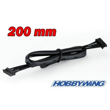 HW Sensor wire for BRUSHLESS motors - 200 mm