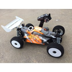 Buggy Hobao Hyper 9 Star + Kit + 1L Combustible
