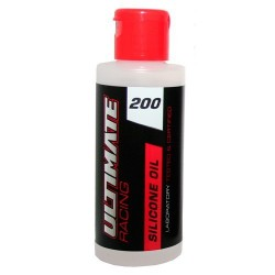 Aceite de Amortiguadores 200 CST 60 ML - Ultimate Racing