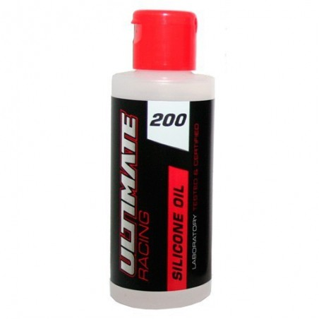 Shock Oil 200 CST 60 ML - Ultimate Racing