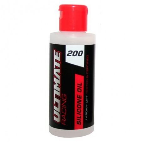 Aceite de Amortiguadores 200 CST 60 ML - Ultimate Racing