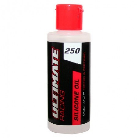 Shock Oil 250 CST 60 ML - Ultimate Racing