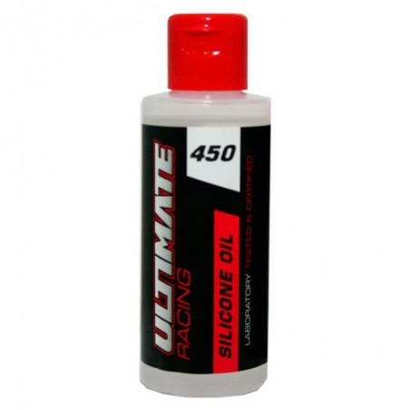 Shock Oil 450 CST 60 ML - Ultimate Racing