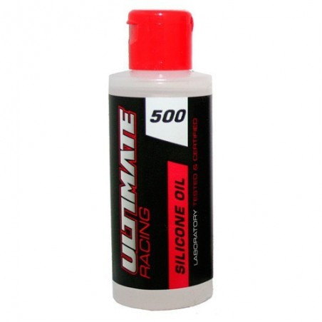 Shock Oil 500 CST 60 ML - Ultimate Racing