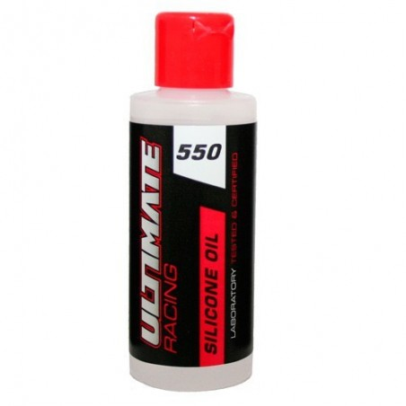 Shock Oil 550 CST 60 ML - Ultimate Racing