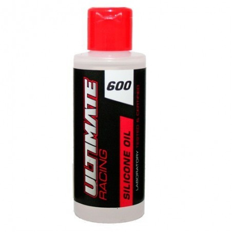 Shock Oil 600 CST 60 ML - Ultimate Racing