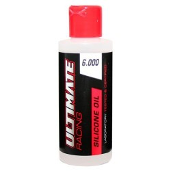 Silicona de Diferencial 6000 CST 60 ML - Ultimate Racing