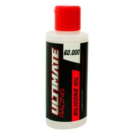 Silicona de Diferencial 60000 CST 60 ML - Ultimate Racing