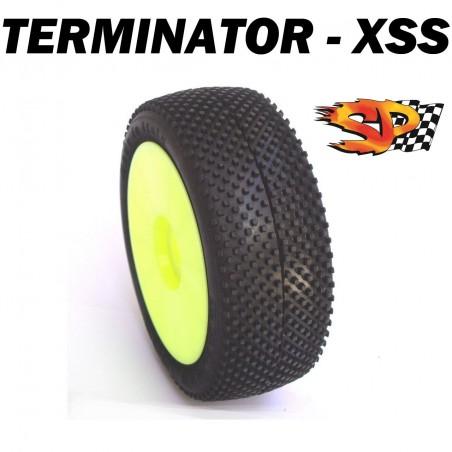 SP08600 - Buggy 1/8 Tires - TERMINATOR - Super Soft x2 pcs