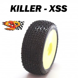 SP08800 - Ruedas TT 1/8 KILLER - Super Soft x4 uds.