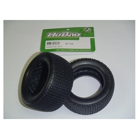 BT-702 - Rear tires Hyper H2 x2 uds.