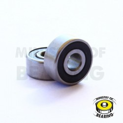 Rodamiento 1/8x3/8x5/32 2RS - Ministry of Bearing