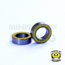 Rodamiento 6x10x3 2RS - Ministry of Bearing