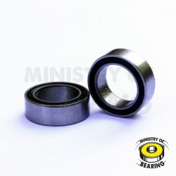 Rodamiento 1/4x3/8x1/8 2RS - Ministry of Bearing