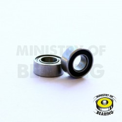 Rodamiento 3x6x2.5 2RS - Ministry of Bearing