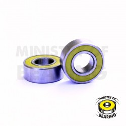 Rodamiento 6x13x5 2RS - Ministry of Bearing