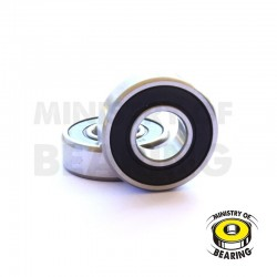 Rodamiento 8x19x6 2RS - Ministry of Bearing