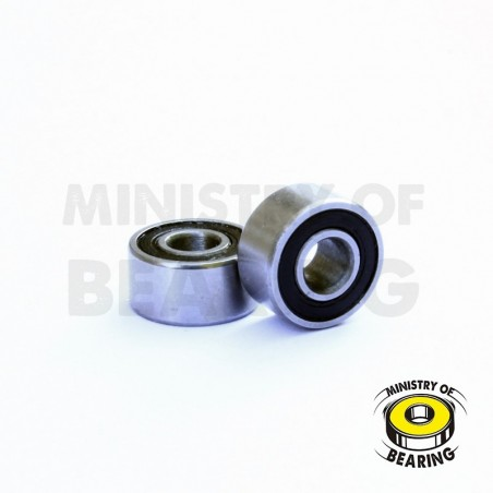 Rodamiento 3x8x4 2RS - Ministry of Bearing
