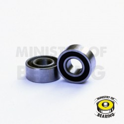 Rodamiento 3x7x3 2RS - Ministry of Bearing