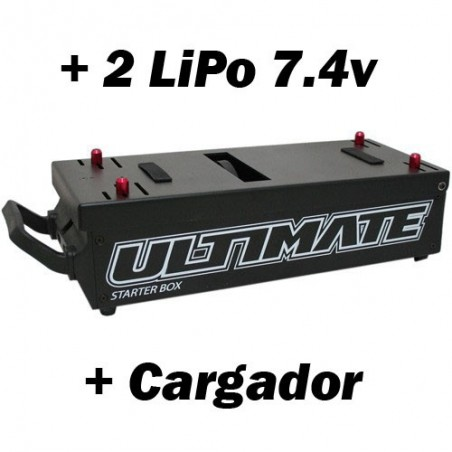ULTIMATE RACING Starter Box - COMPLETE