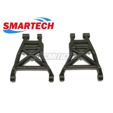 11289 - Rear lower suspension arms Smartech 1/10 x2 pcs