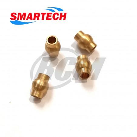 11396 - Metal ball ends 1/10 Smartech x4 pcs