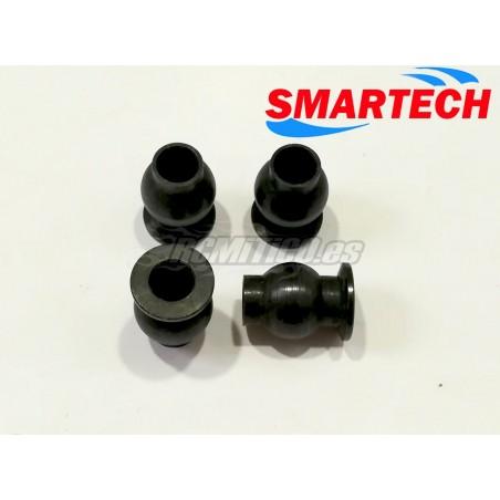 05044 - Ball end B Smartech x4 pcs
