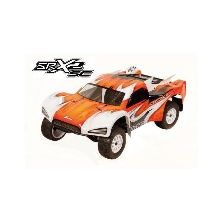 Serpent Spyder SCT SRX-2 RM 2wd 1/10