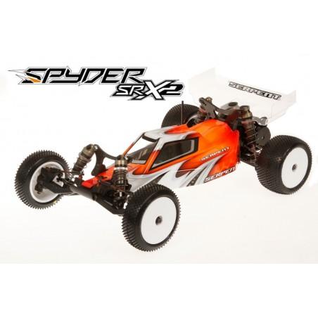 Serpent Spyder Buggy SRX-2 RM 2wd 1/10 - ELECTRICO