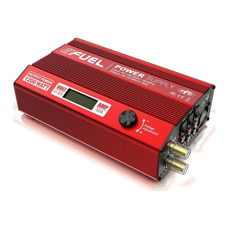 eFUEL 1200W/50A Regulated Power Supply