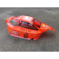 30205 - Carroceria Buggy 1/10 SMARTECH - Naranja